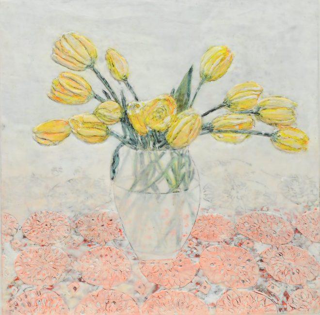 Blumenvase 1