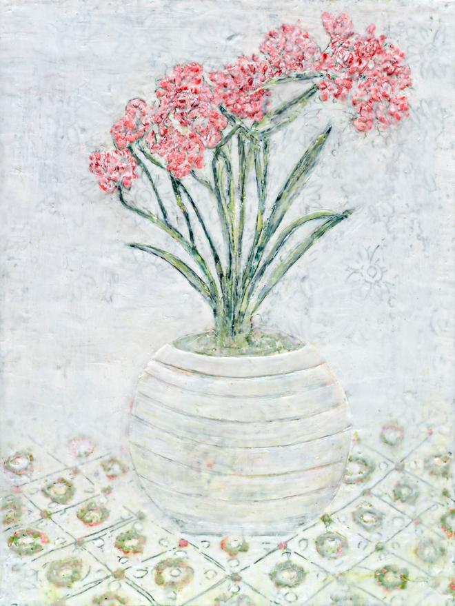 Blumenvase 3