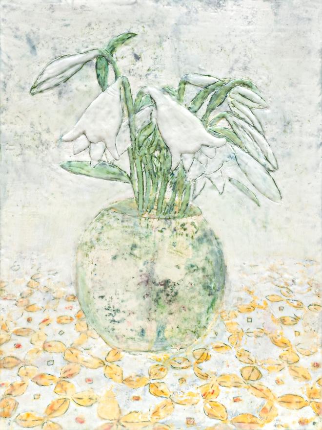 Blumenvase 4