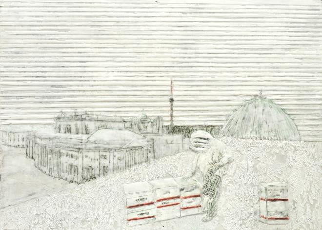 Über den Dächern 2